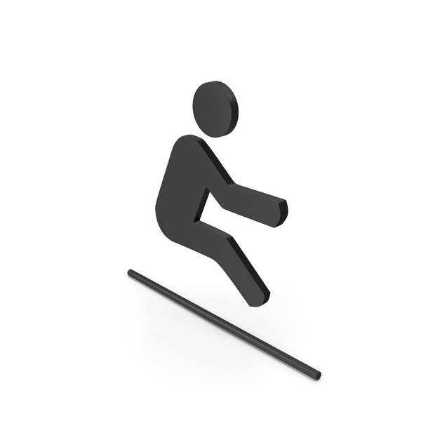 Long Jump Icon PNG & PSD Images