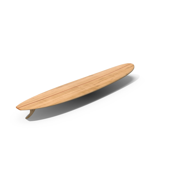 Longboard Surfboard PNG & PSD Images