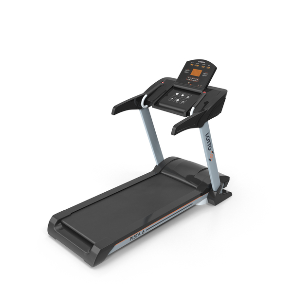 Lotto PIsta 6 Treadmill PNG & PSD Images