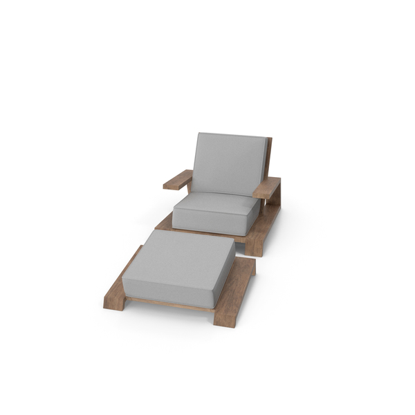 Club: Lounge Chair PNG & PSD Images