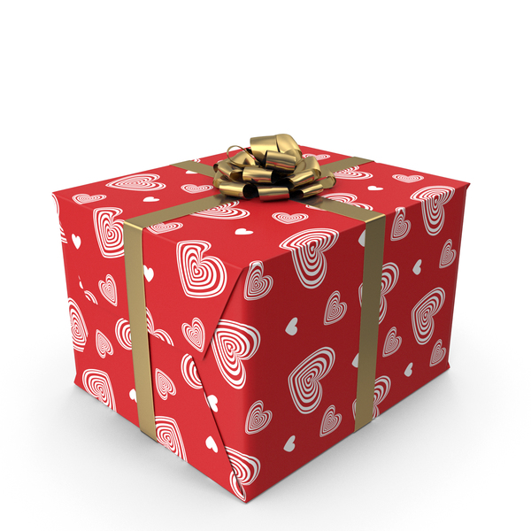 Love Gift Box PNG & PSD Images