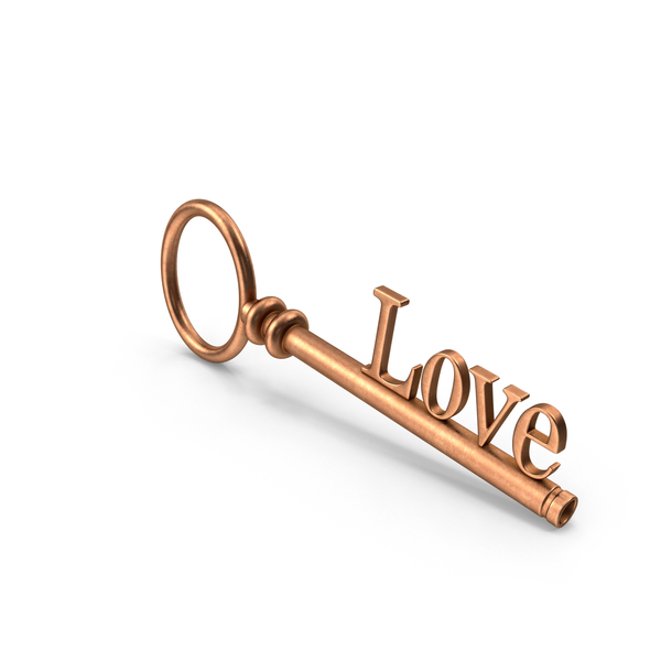 Love Key PNG & PSD Images