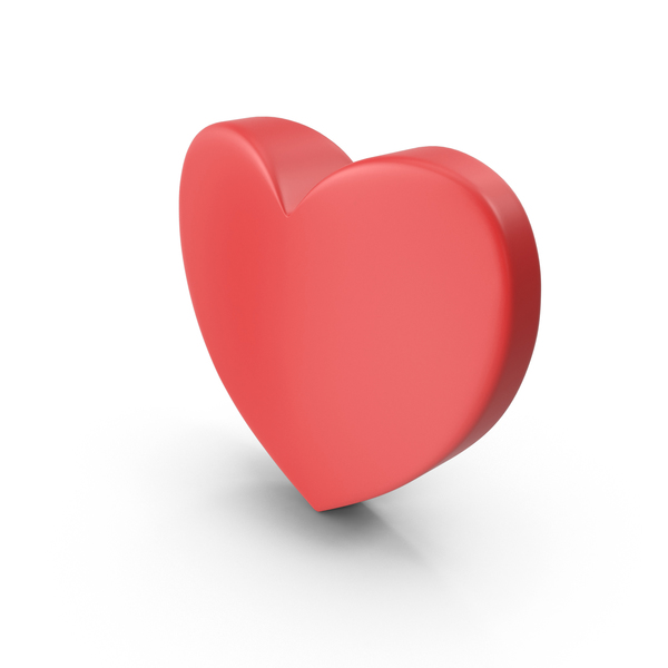 Heart Shape: Love Red PNG & PSD Images