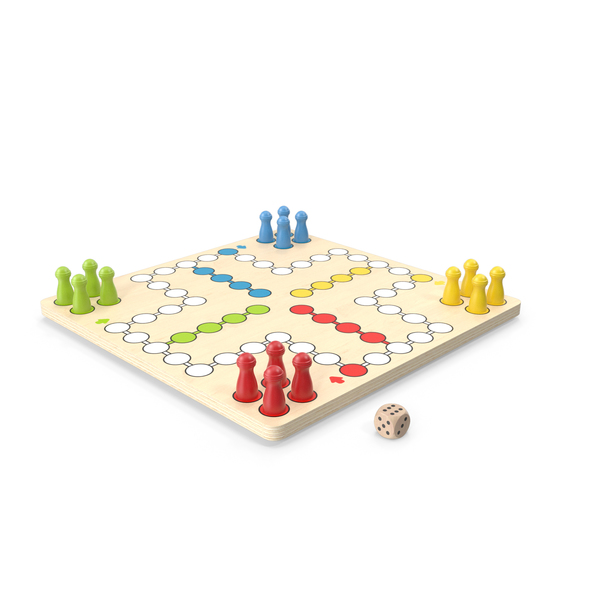 Ludo Board Game PNG & PSD Images