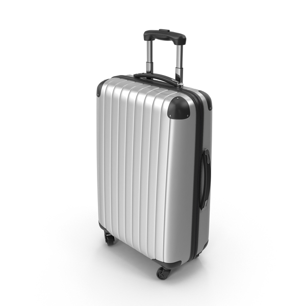 Luggage Bag Trolley Object
