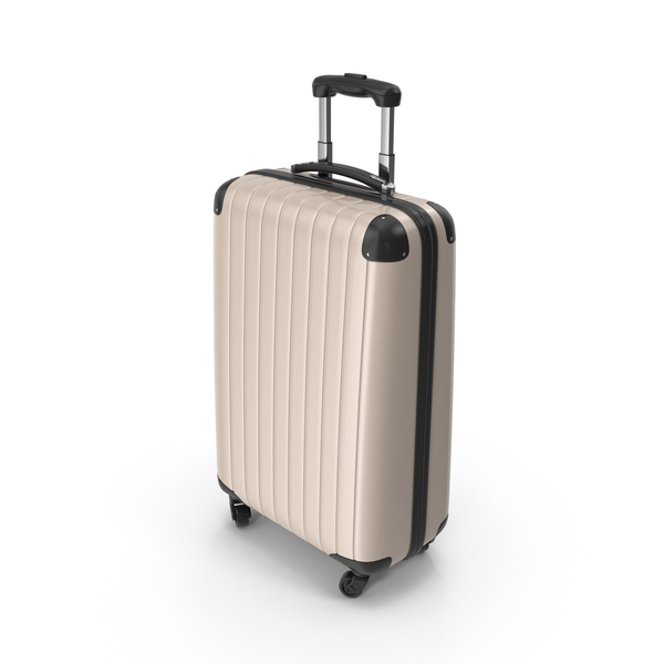 Luggage Trolley Bag PNG & PSD Images