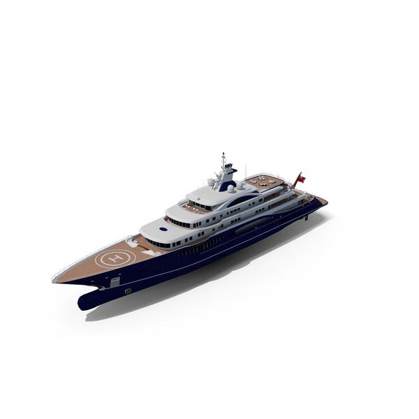 Lürssen TIS Yacht PNG & PSD Images
