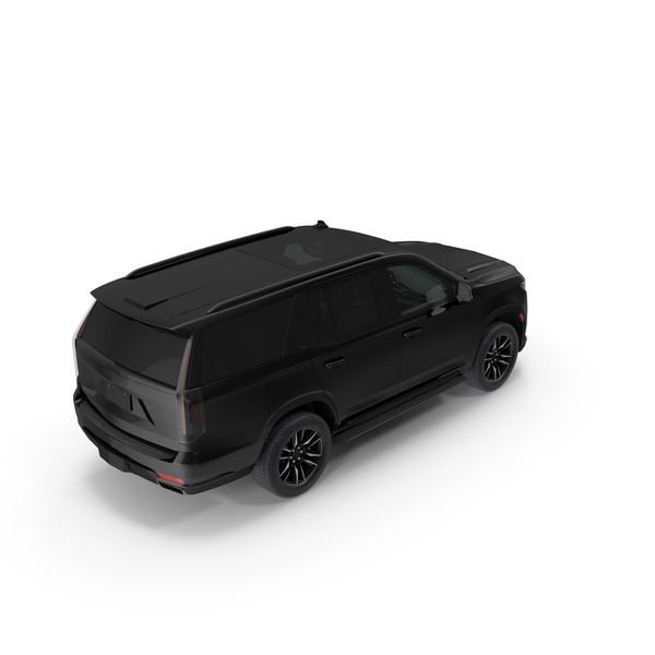 Luxury Large SUV PNG & PSD Images