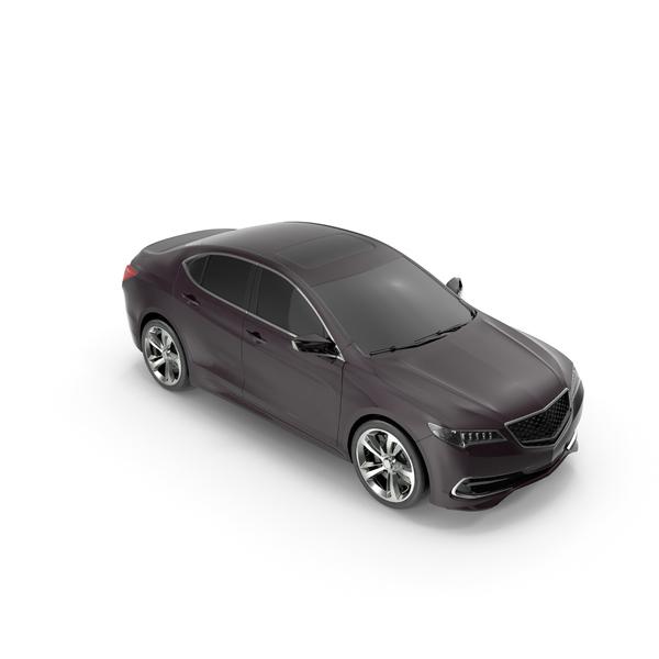 Luxury Sedan Generic Simple Interior PNG & PSD Images