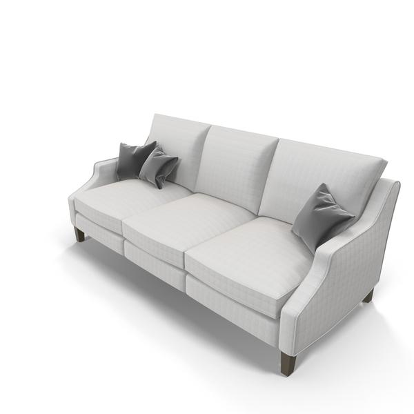 Luxury Sofa Object
