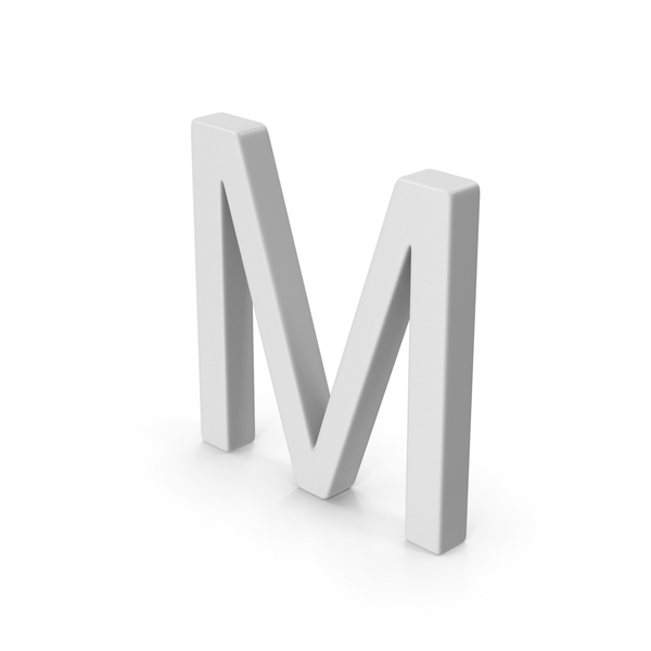 M Letter PNG & PSD Images