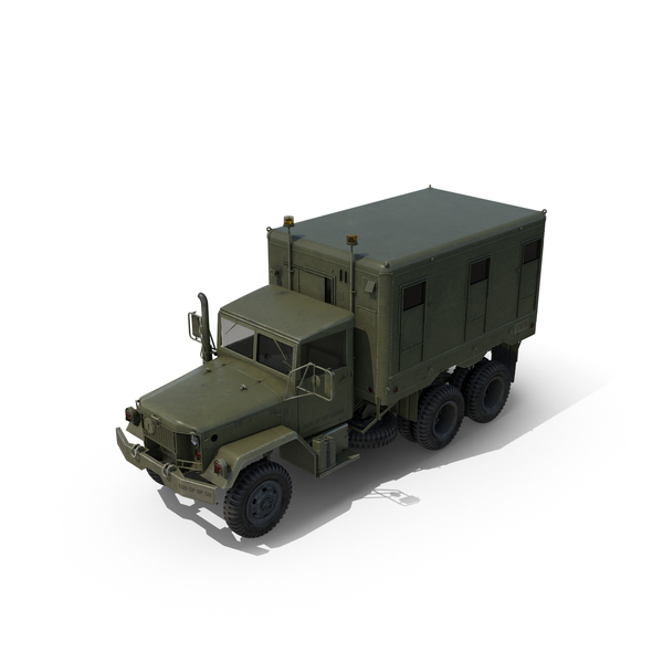 M109 Shop Van Object