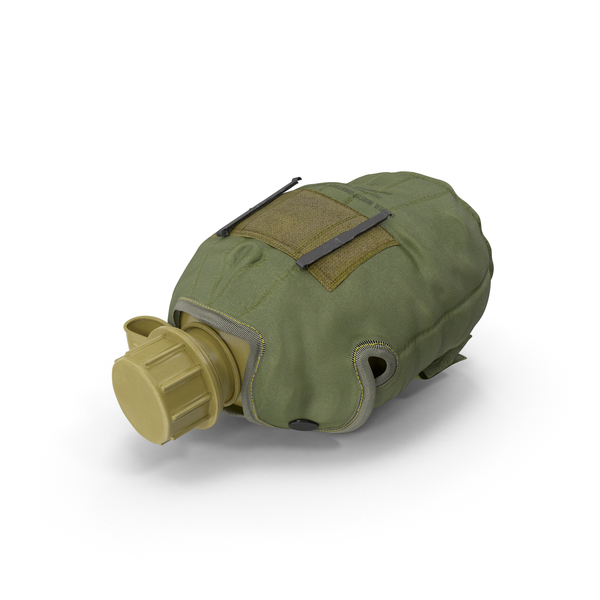 M1967 Canteen and Cover Object