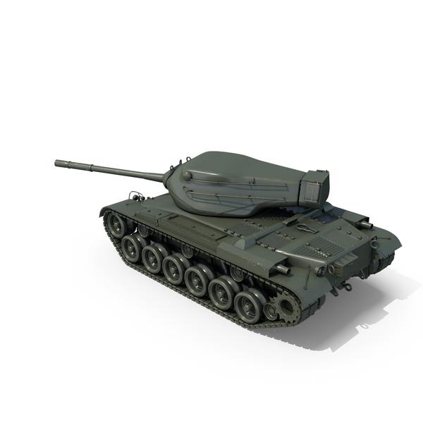 M47 Patton Tank PNG & PSD Images