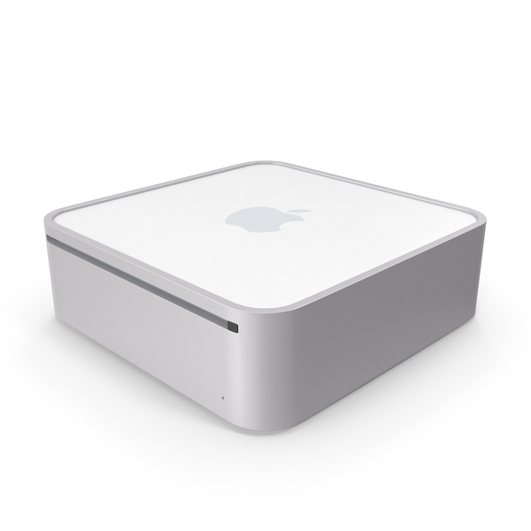 Mac Mini PNG & PSD Images