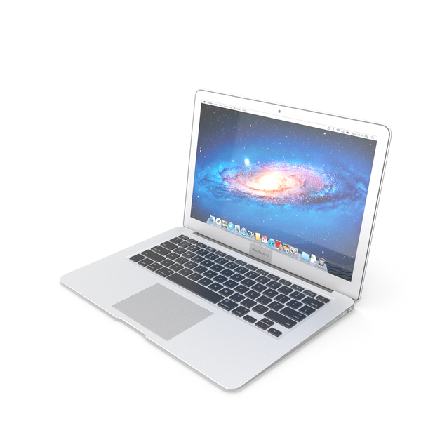 Laptop: MacBook Air 13-inch 2012 PNG & PSD Images