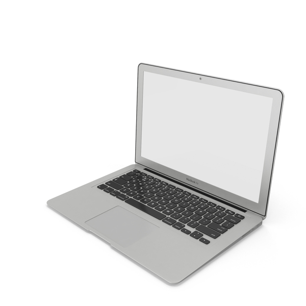 Laptop: MacBook Air 13 Inch PNG & PSD Images