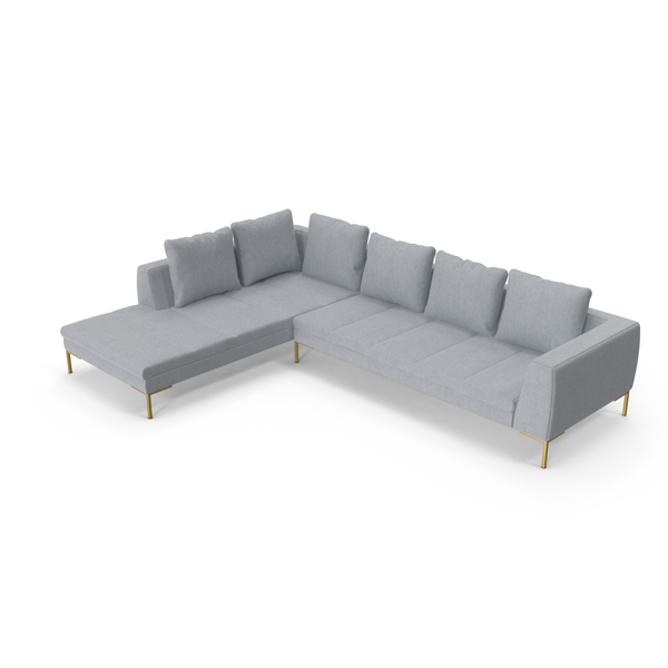 Sectional: Madison Sofa PNG & PSD Images
