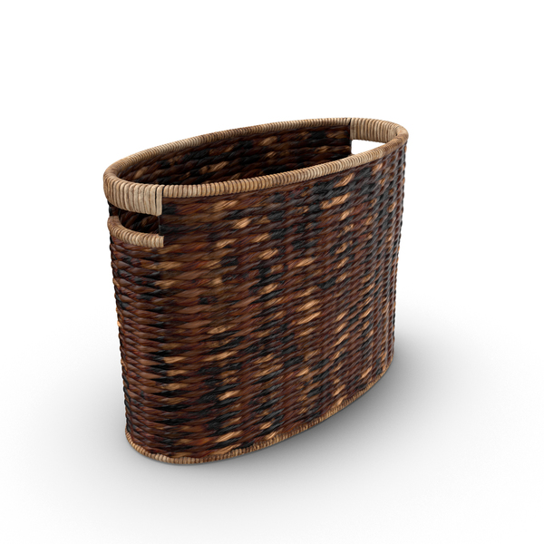 Magazine Basket Object