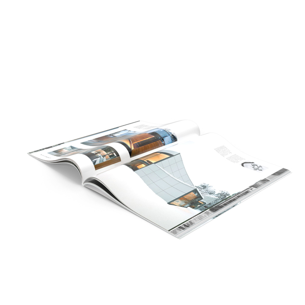 Magazines Open PNG & PSD Images