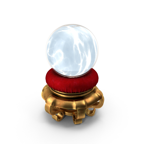 Magic Ball on Velvet PNG & PSD Images