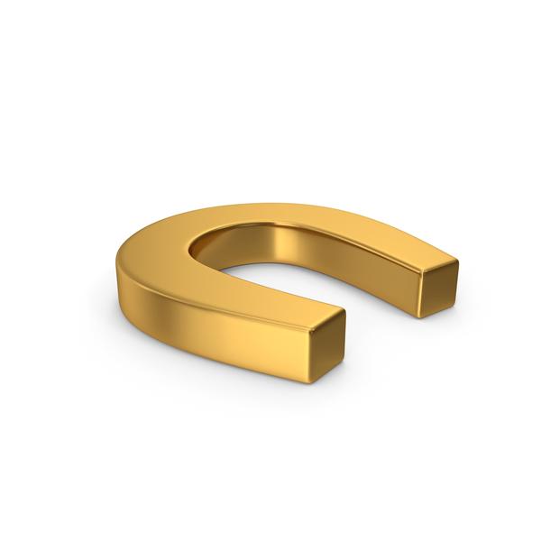 Magnet Gold PNG & PSD Images