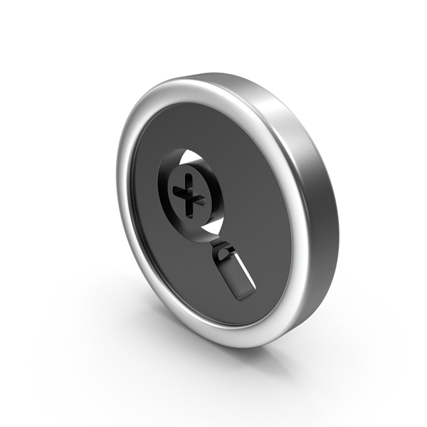 Computer: Magnifier Icon PNG & PSD Images