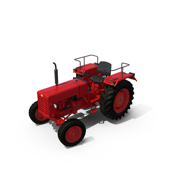 Mahindra 395 DI Tractor PNG & PSD Images