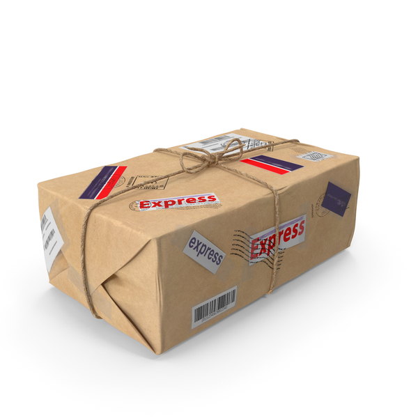 Mail Package PNG & PSD Images