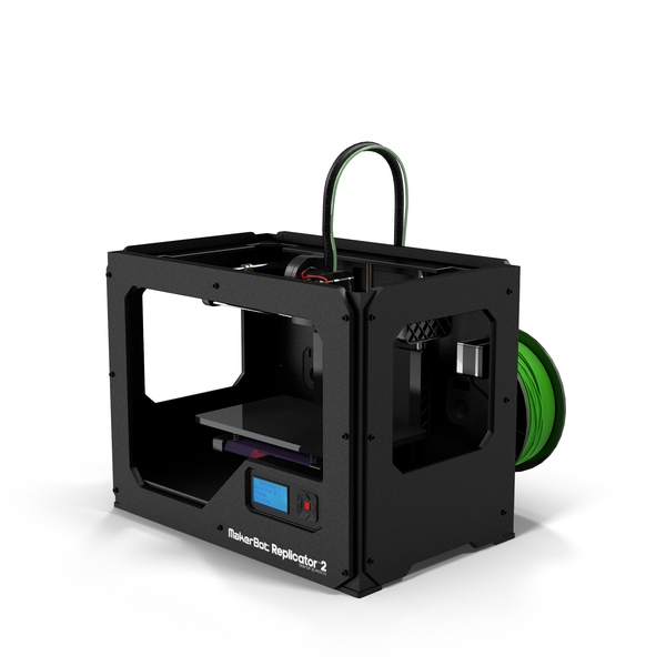MakerBot Replicator PNG & PSD Images