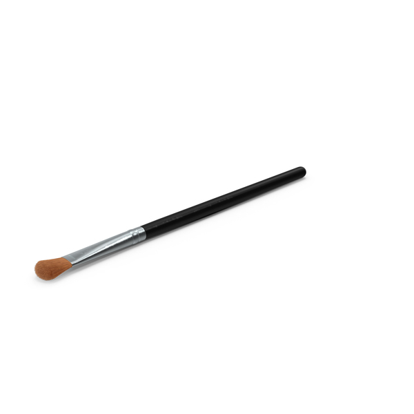Makeup Brush Object