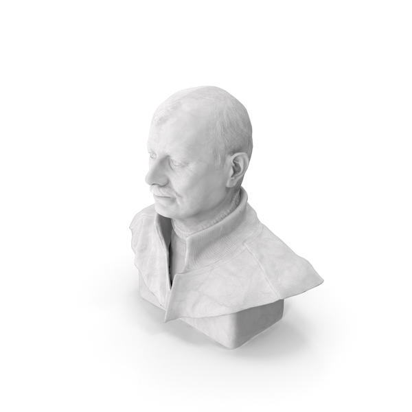 Male Adult Bust PNG & PSD Images