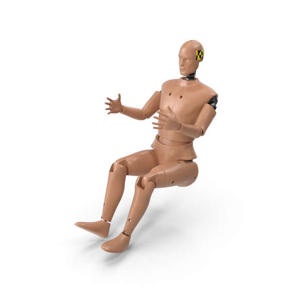 Male Crash Test Dummy PNG & PSD Images