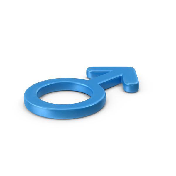 Male Gender Symbol PNG & PSD Images