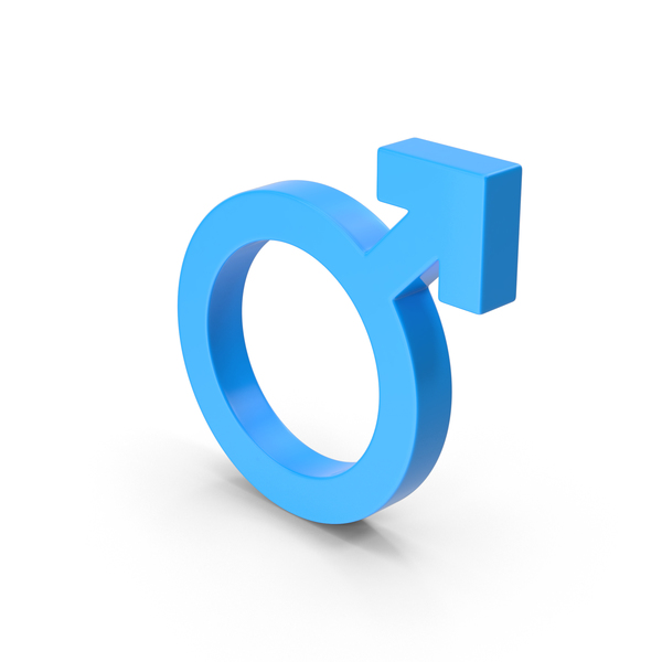 Symbol: Male Icon PNG & PSD Images