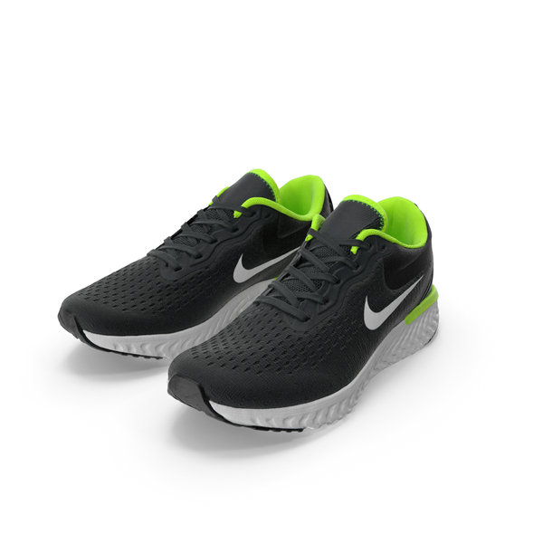 Male Nike Sneakers PNG & PSD Images