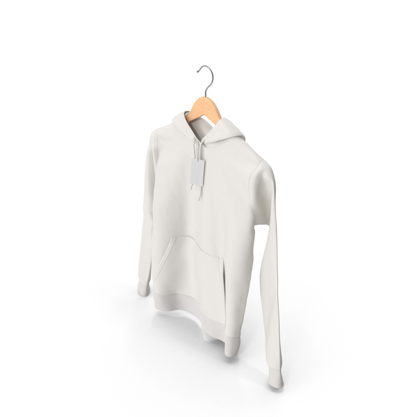 Male Standard Hoodie on Hanger PNG & PSD Images