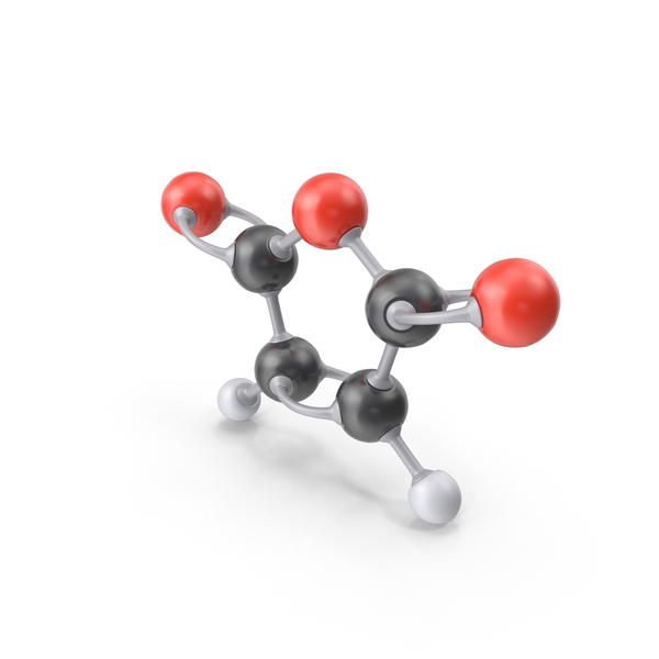 Maleic Anhydride Molecule PNG & PSD Images