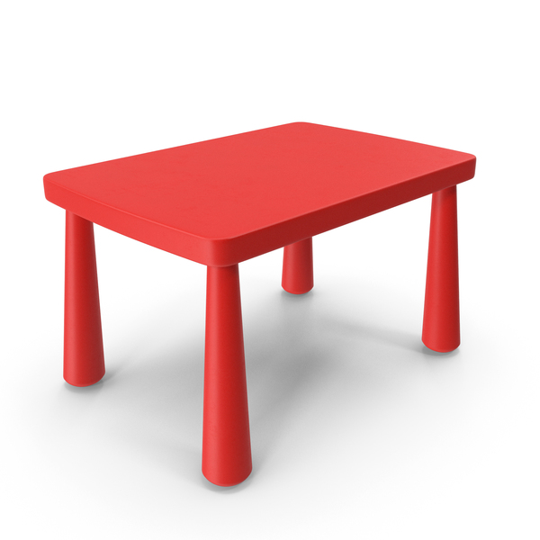 Mammut Children Table PNG & PSD Images