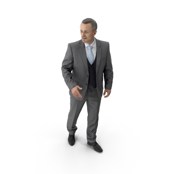 Man Standing Business PNG & PSD Images
