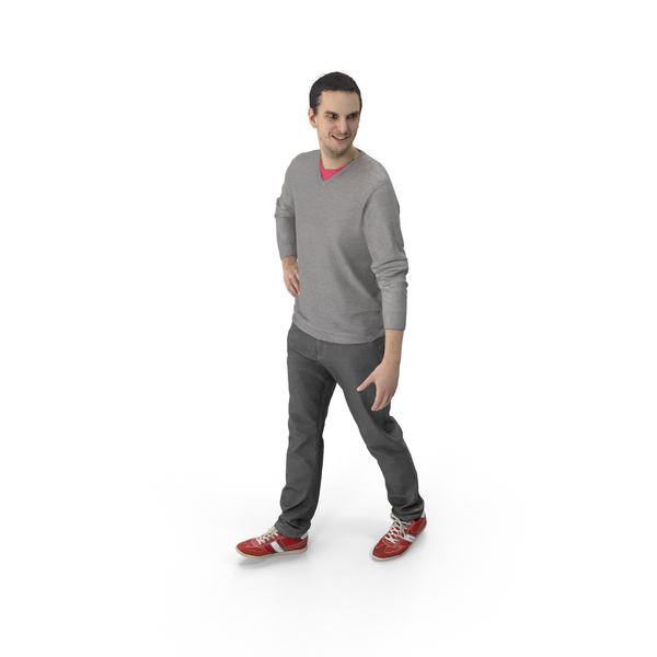 Man Walking PNG & PSD Images