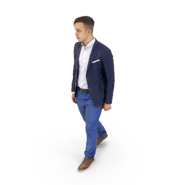 Man Walking Business PNG & PSD Images