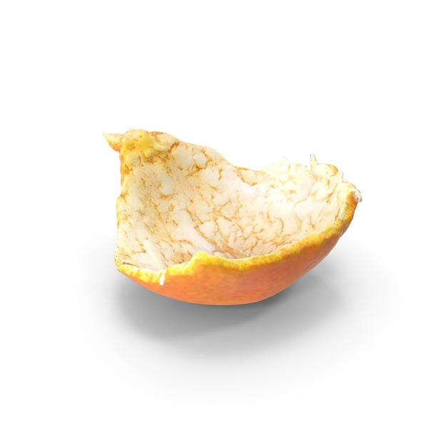 Mandarin Peel PNG & PSD Images