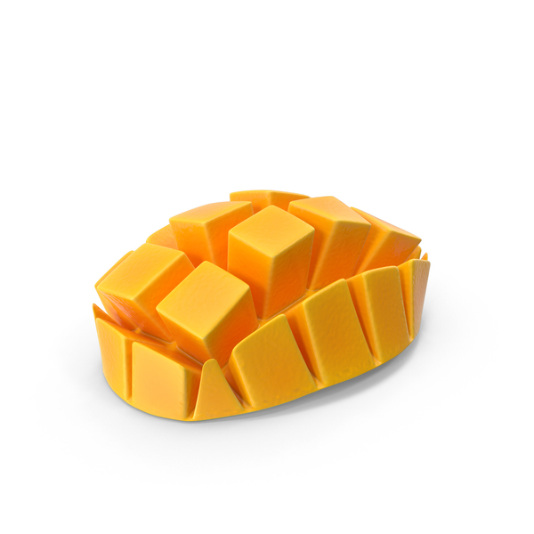 Slice: Sliced Mango PNG & PSD Images