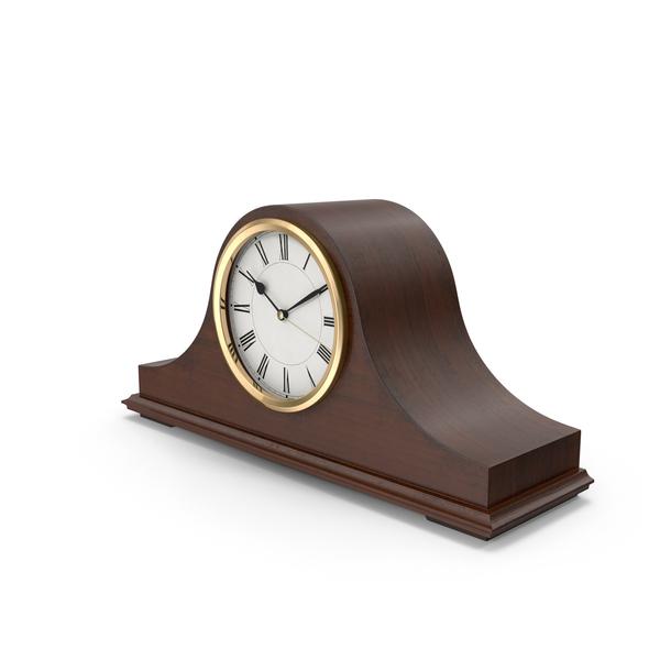 Mantel Clock PNG & PSD Images
