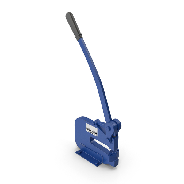 Manual Operated Bench Hole Punch PNG & PSD Images