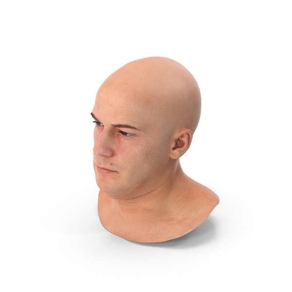 Marcus Human Head Neck Tightener AU21 PNG & PSD Images