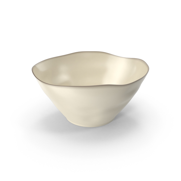 Marin Cream Bowl PNG & PSD Images