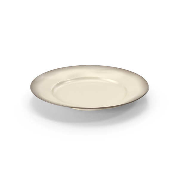 Marin Cream Dinner Plate PNG & PSD Images