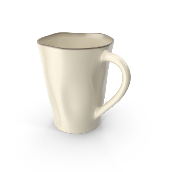 Marin Cream Mug PNG & PSD Images